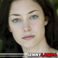 Jenny Lampa  Actrice