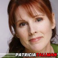 Patricia Tallman  Actrice