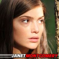 Janet Montgomery  Actrice