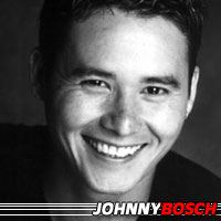 Johnny Yong Bosch  Acteur