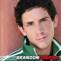 Brandon Carroll  Acteur