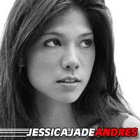 Jessica Jade Andres  Actrice