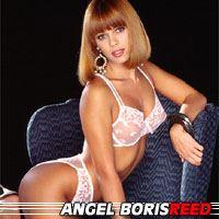 Angel Boris Reed  Actrice