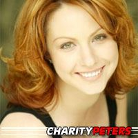 Charity Peters  Actrice