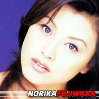 Norika Fujiwara  Actrice