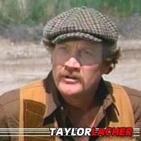 Taylor Lacher  Acteur