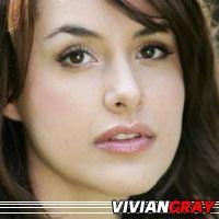 Vivian Gray  Actrice
