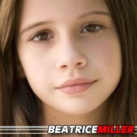 Beatrice Miller  Actrice
