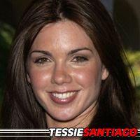Tessie Santiago  Actrice