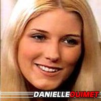 Danielle Ouimet  Actrice