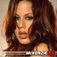 McKenzie Lee  Actrice
