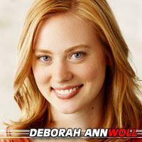 Deborah Ann Woll  Acteur