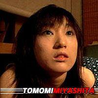 Tomomi Miyashita  Actrice