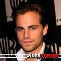 Rider Strong  Acteur