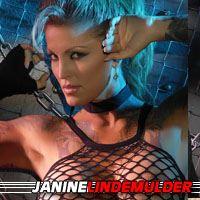 Janine Lindemulder  Actrice