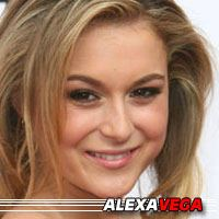 Alexa Vega  Actrice