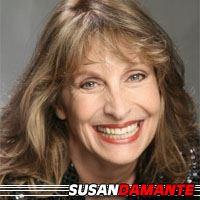 Susan Damante  Actrice