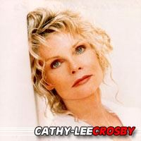 Cathy Lee Crosby  Actrice