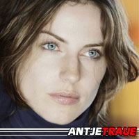 Antje Traue  Actrice