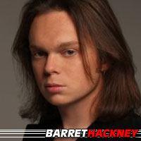 Barret Hackney  Acteur