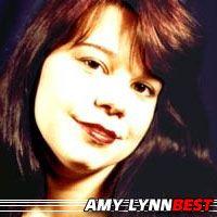 Amy Lynn Best  Actrice