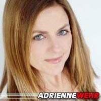 Adrienne Wehr  Actrice