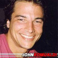 John Romualdi  Acteur