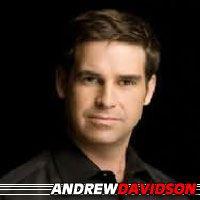 Andrew Davidson  Auteur
