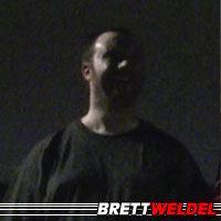 Brett Weldele  Dessinateur