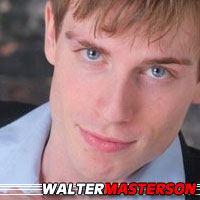 Walter Masterson  Acteur