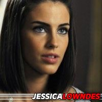 Jessica Lowndes  Actrice