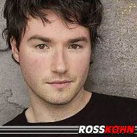 Ross Kohn  Acteur