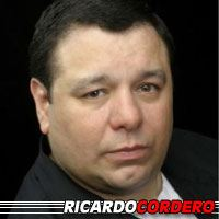 Ricardo Cordero  Acteur