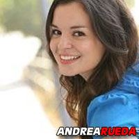 Andrea Rueda  Actrice