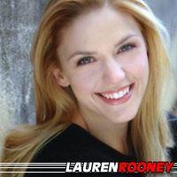 Lauren Rooney  Actrice