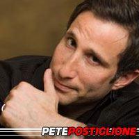 Pete Postiglione  Acteur
