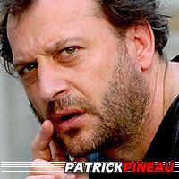 Patrick Pineau  Acteur