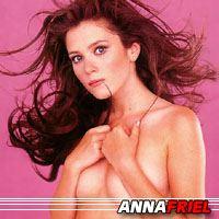 Anna Friel  Actrice