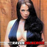 Raven De La Croix  Acteur
