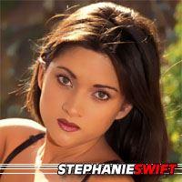Stephanie Swift  Actrice