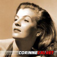 Corinne Calvet  Actrice