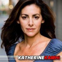 Katherine Kamhi  Actrice
