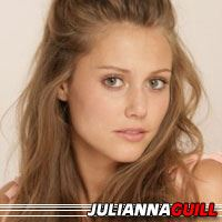 Julianna Guill  Actrice