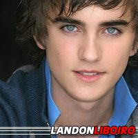 Landon Liboiron  Acteur