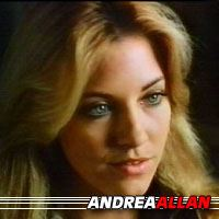 Andrea Allan  Actrice