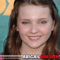 Abigail Breslin  Actrice, Doubleuse (voix)