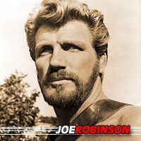 Joe Robinson  Acteur