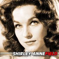 Shirley Anne Field  Actrice
