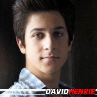 David Henrie  Acteur