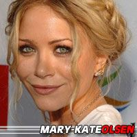 Mary-Kate Olsen  Actrice